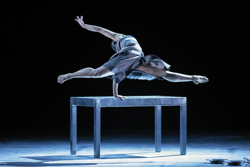 "The Cullberg Ballet ""Aluminium"" choreogaphy by Mats Ek , 2006"