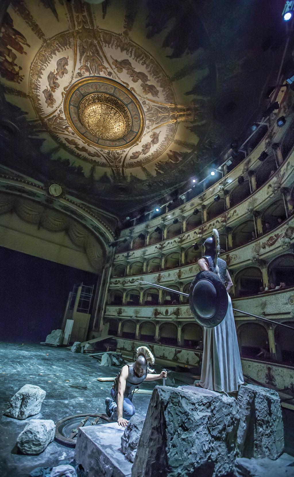 ODISSEA-DOPPIO RITORNO – regia Luca Ronconi