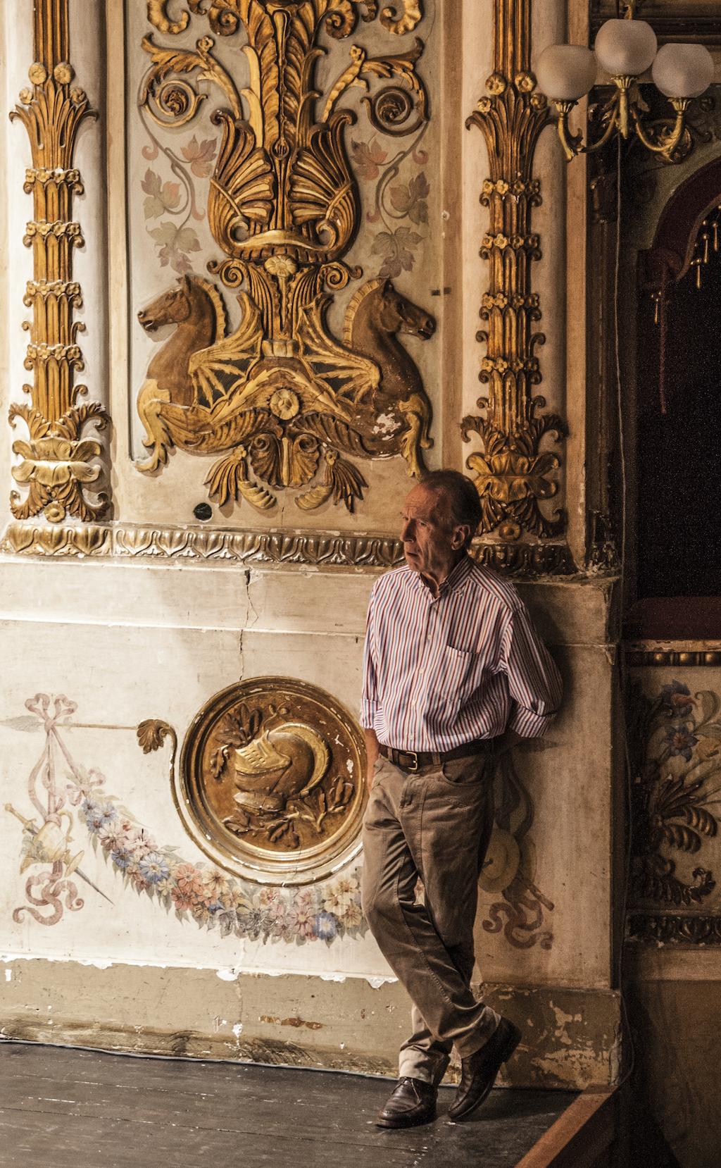 Claudio Abbado Teatro Comunale di Ferrara