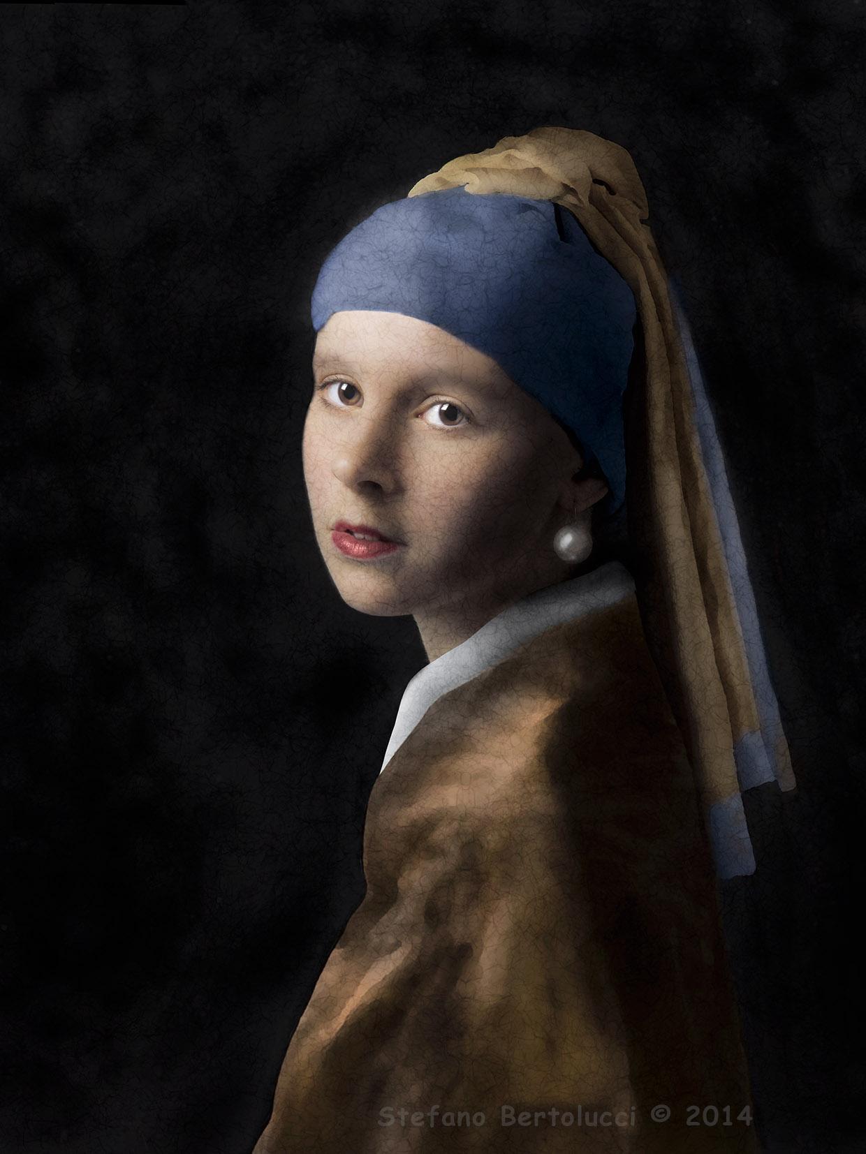 La ragazza con l'orecchno di perla