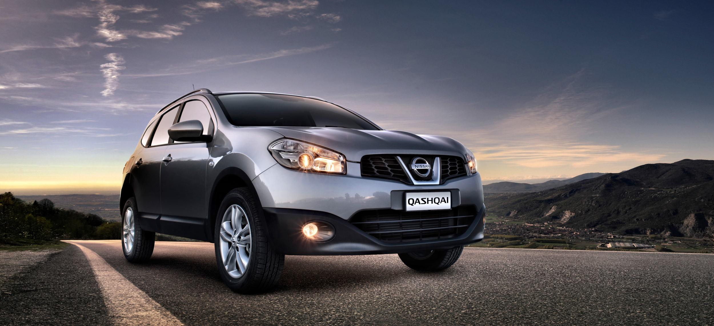 Nissan Qashqai- Self promotion